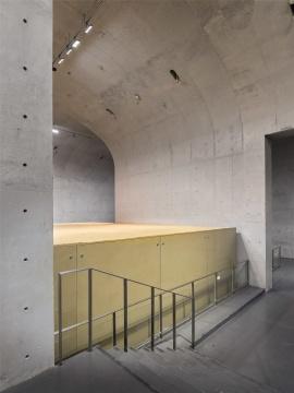 刘韡品《1098.1吨沙漠》,龙美术馆(西岸馆)展览现场