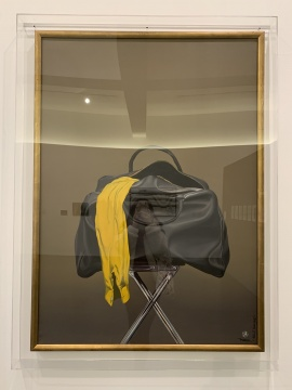 陈文骥《黄色的袖子》