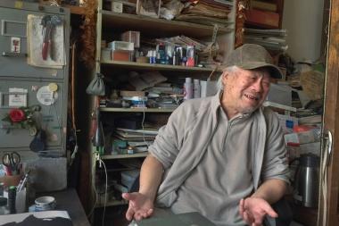 """""""绝对老外""""夏阳,一位88岁的艺术顽童"""