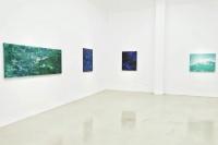 金耕个展亮相TONG Gallery+Projects,以丙烯表现中国风景意境