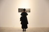 游向淡、合乎气、敞开在虚境,朱建忠于东京画廊开幕