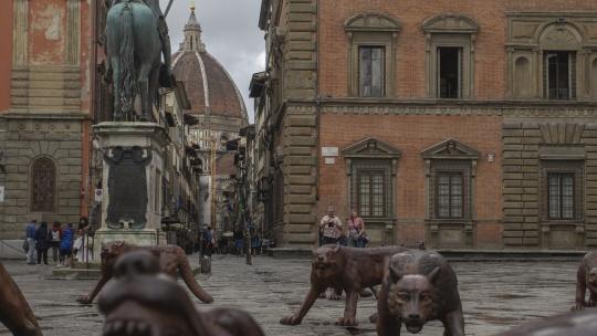 佛罗伦萨圣母领报广场