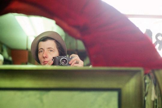 薇薇安·迈尔 不仅是摄影师,她已经成为了一种现象