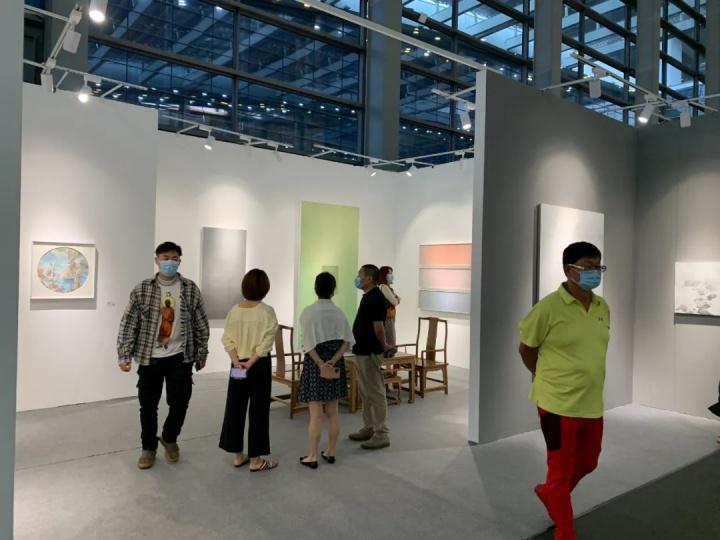 東京画廊+BTAP展位现场